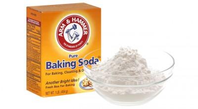 Fruit en groenten ALTIJD wassen met Baking Soda, oftewel zuiveringszout, oftewel Natriumbicarbonaat.