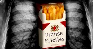 Bewerkte voeding en fastfood verdubbelen kans op longkanker bij niet-rokers