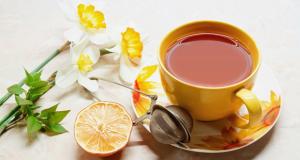 Thee, rode wijn en citrussap beschermen tegen eierstokkanker