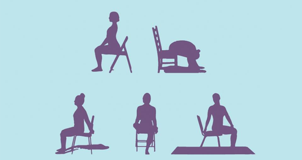 Study to show chair yoga as effective treatment for osteoarthritis