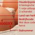 Vermijd gifeieren die teveel fipronil bevatten met deze codes