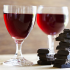 Chocolade en rode wijn verminderen de kans op rimpels