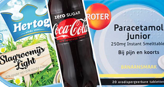 De 11 gevaren van kunstmatig zoetstof Aspartaam (E951)