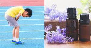 Top 5 essentiële oliën tegen astma